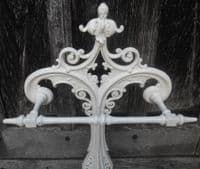 Painted Cast Iron Victorian Style Umbrella Stick Stand
